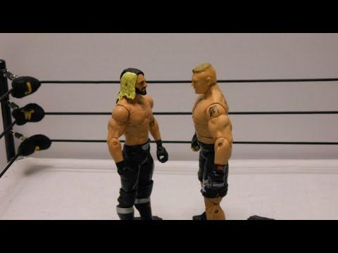 Download JWS - Seth Rollins vs Brock Lesnar (Extreme Rules Match)
