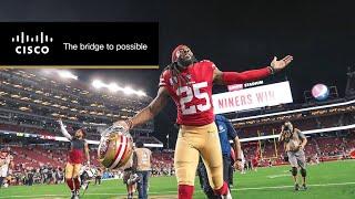 Richard Sherman Ignites the Defense on MNF | 49ers