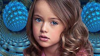 Кристина Пименова. Самый красивый ребенок в мире.