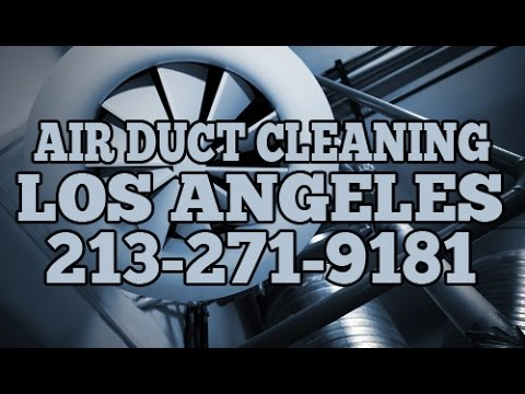 Schedule Today | Air Duct Cleaning Los Angeles, CA