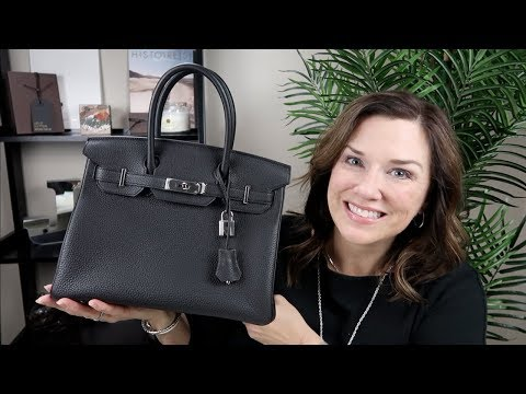 My Hermes Birkin Reveal and Story