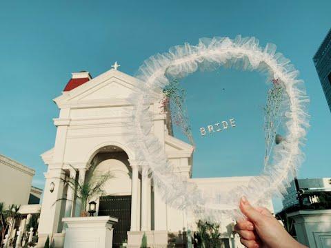【結婚式場のプランナーが教える!簡単DIY】第三弾★スケルトンうちわの作り方♪