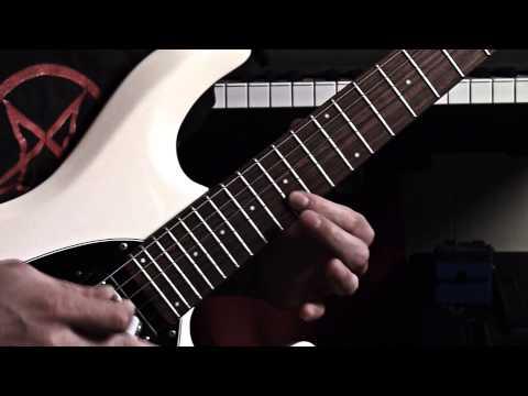 Jeff Loomis - The Ultimatum (heavy metal cover)