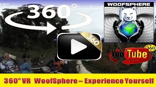 360 Videos | FurWheeling the Union Transportation Trail, New Jersey | Virtual Reality | Woofsphere