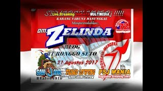 Live Streaming SANJAYA MULTIMEDIA//Reog TURONGGO SETO Feat OM ZELINDA//TRIMO LUWUNG SOUND