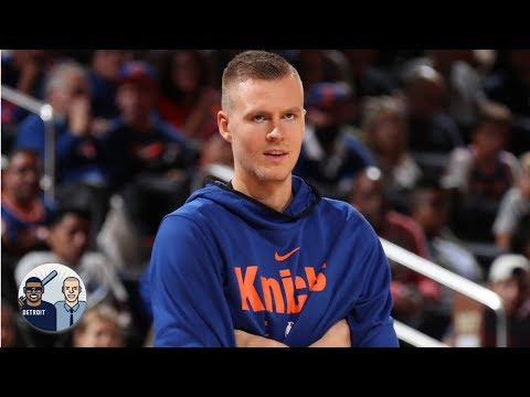 Knicks' president says Porzingis threatened to return to Europe if he wasn't traded   Jalen & Jacoby