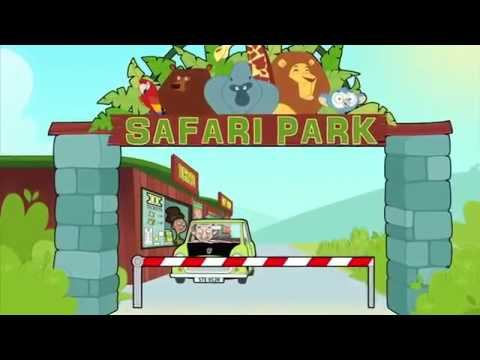 Mr Bean Animated Series - Bean's Safari