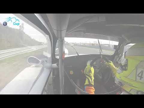 Benelux Open Races: onboard Martin Leburton