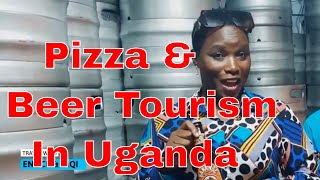 Christmas Pizza Recipe | Travel With Enock & Jaqi | Episode 13