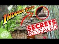 Indiana Jones Adventure Secrets and History Revealed | Temple of the Forbidden Eye