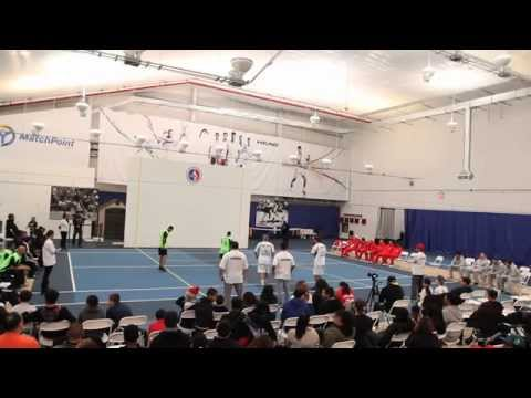 Pro Wall Ball Tournament - Oscar & Arnold (LI) vs Wally & Sam (Philly)