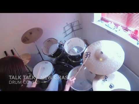 Talk Talk - New Grass (Drum Cover/Improvisation)