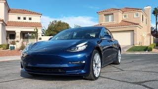 """Tesla Model 3 - Vezettem az """"olcsó"""" Teslát"""