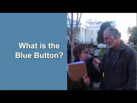 The Blue Button - The People's Button