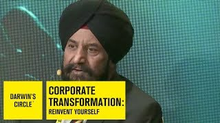 Corporate Transformation: Reinvent Yourself | moderated by Maks Giordano