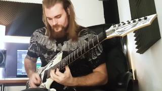 Metallica - Enter Sandman (Cover by Nicklas Sonne)