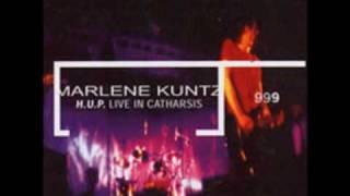 Marlene Kuntz H.U.P. Live in Catharsis 999 Ape Regina