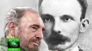 Martí en el pensamiento de Fidel