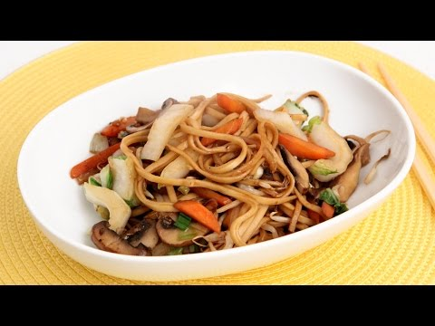 Homemade Vegetable Lo Mein Recipe – Laura Vitale – Laura in the Kitchen Episode 878