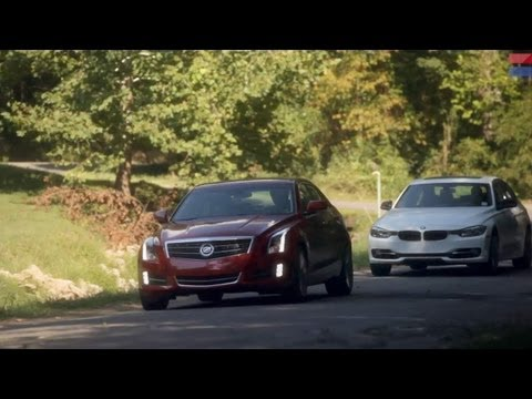 2013 Cadillac ATS 2.0T vs 2013 BMW 328i Comparison