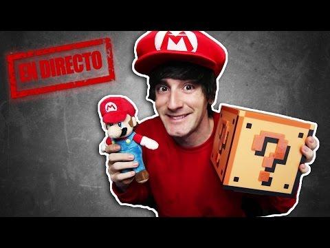 PASANDO SUPER MARIO 3 ENTERO! | #DirectoLuzuGames