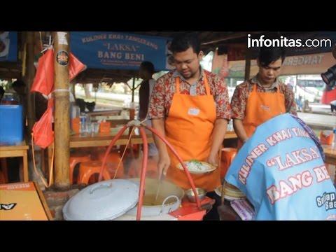 Kawasan Kuliner Laksa Tangerang