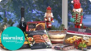 2019's Best Christmas Food & Drink | This Morning