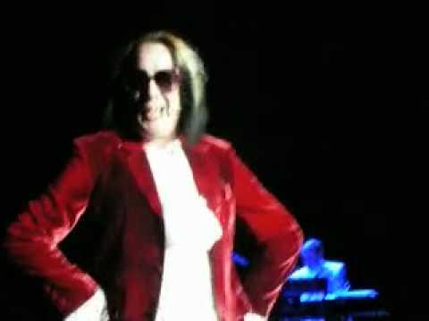 Todd Rundgren- you don't have to camp around