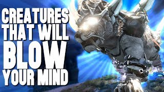 ARK CREATURES THAT WILL BLOW YOUR MIND - ARK MOD SPOTLIGHT