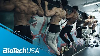 Mens Physique And Bodybuilding Motivation - BioTech USA
