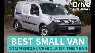 2019 Best Small Van | Renault Kangoo | Drive.com.au