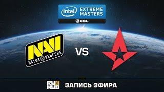 Natus Vincere vs Astralis - IEM Katowice - quarterfinal - map1 - de_mirage [Enkanis, ceh9]
