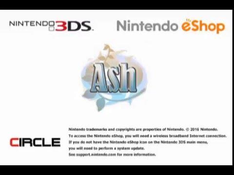 3DS eShop Game ASH Gameplay thumbnail