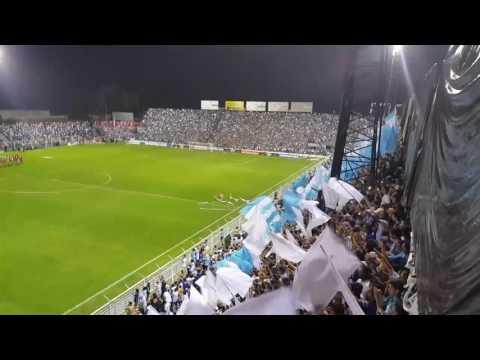 """""""Recibimiento atlético Tucumán copa libertadores 2017"""" Barra: La Inimitable • Club: Atlético Tucumán"""