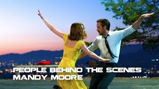 People Behind The Scenes Mandy Moore | Making the Movies