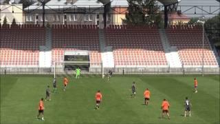 preview picture of video 'KSZO Junior Ostrowiec Św - Star Starachowice 0 : 1'