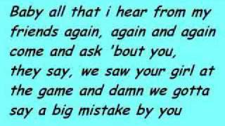 Jesse McCartney ft Ludacris - How do you sleep (with lyrics)