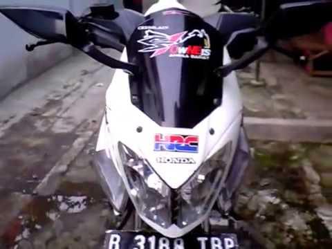 Video Honda CS1 Modif Minimalis Part 2 By ang