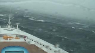 Disney Magic Cruise Ship Storm - Force 10? Storm