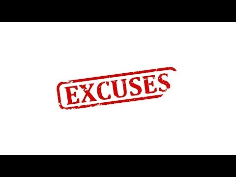 Excuses - Morning Manna #3133