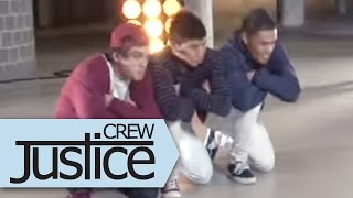 'And Then We Dance' - Behind The Scenes with Justice Crew