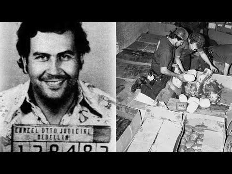Top 10 Pablo Escobar Facts