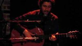 Jose Gonzalez - Fold -Nov 2007 Richards Vancouver