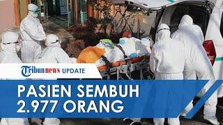 UPDATE COVID-19 di Indonesia Hari Ini 20 September: Tambah 3.989 dalam Sehari, 2.977 Pasien Sembuh