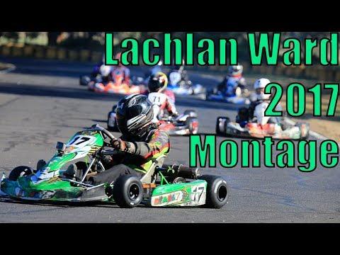 Lachlan Ward 2017 Montage (Karting, Hillclimb, Formula Ford)