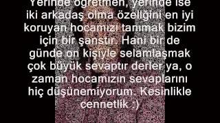 Nazilli Anadolu Sağlık Meslek Lisesi 24 Kasım Öğretmenler Günü