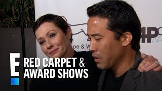 Shannen Doherty Opens Up on Breast Cancer Battle | E! Live from the Red Carpet