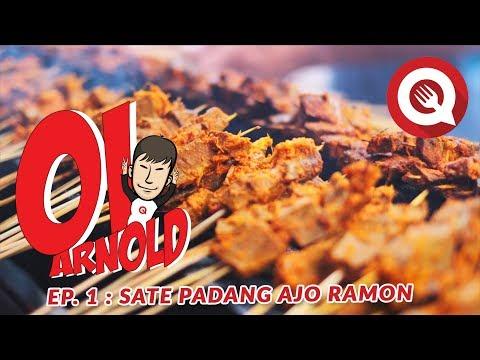 Video Oi Arnold Ep. 1: Sate Padang Ajo Ramon