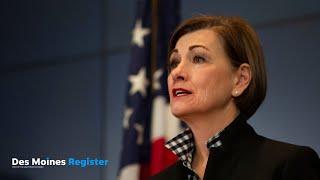 Gov. Kim Reynolds updates Iowans on the COVID-19 outbreak in Iowa (3.31.20)