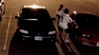 Gambar cover Woman punched 39 times in Planet Fitness parking lot